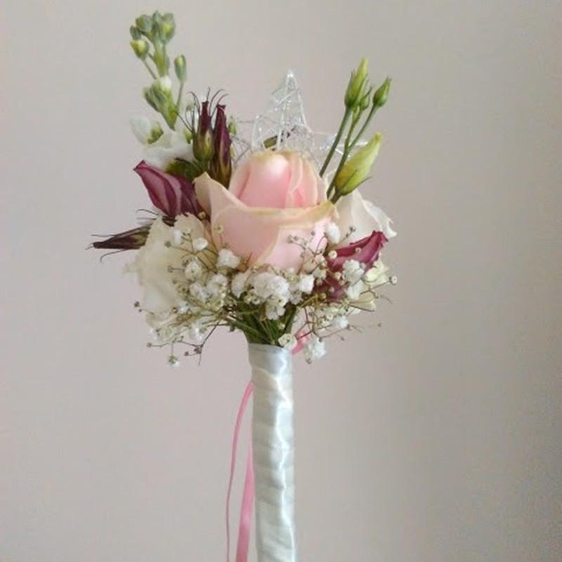 Flowergirl Wand Style 1