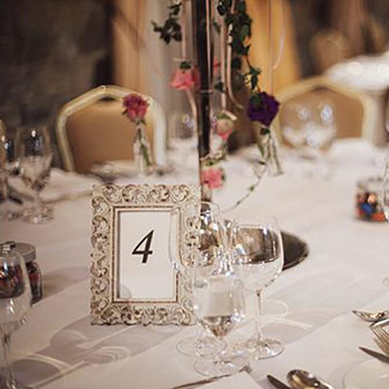 Table Arrangement Style 20