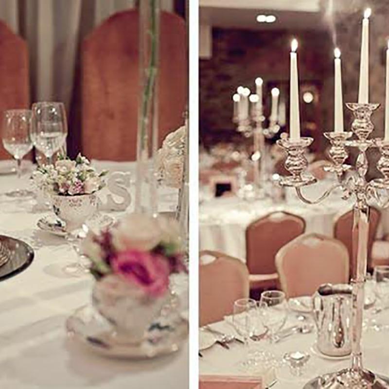 Table Arrangement Style 26