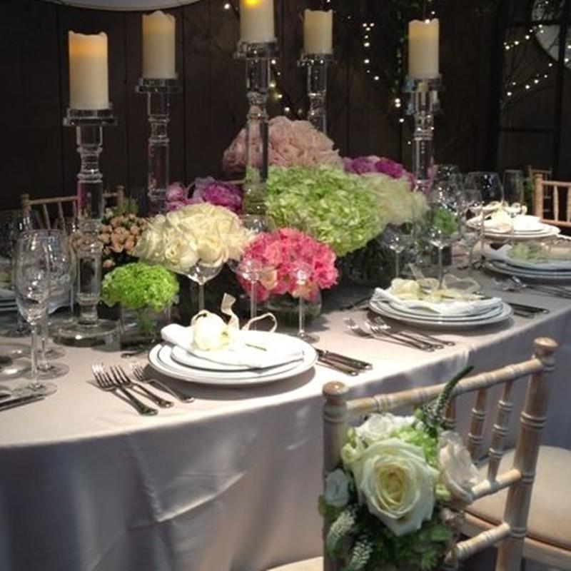 Table Arrangement Style 7