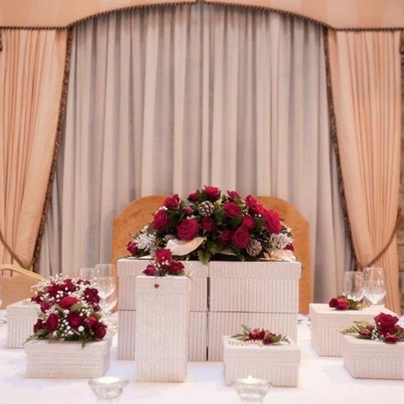 Top Table Arrangement Style 2