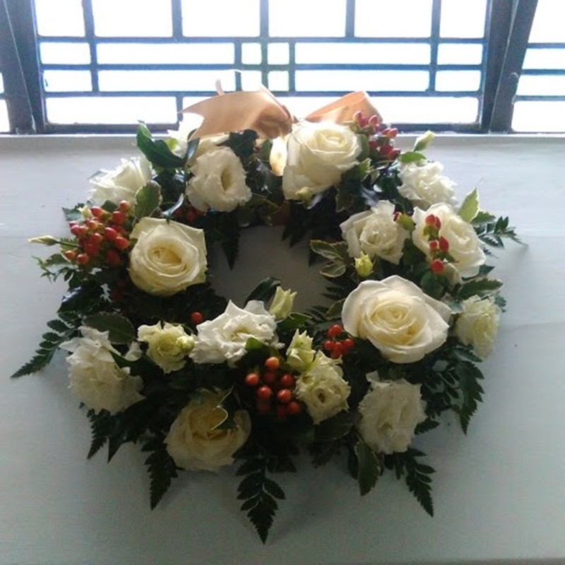 Wreath Arrangement Style 1